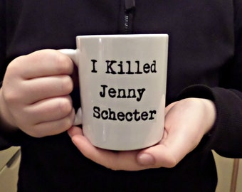 Funny 'The L Word' Mug | LGBT Lesbian Mug