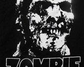 ZOMBIE SHIRT lucio fulci scary horror zombies