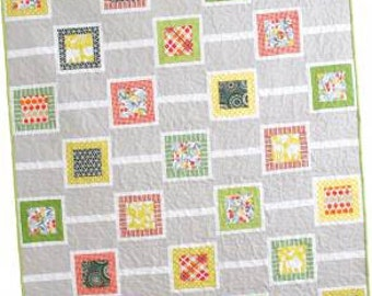 Chain Reaction Quilt Pattern by Cluck Cluck Sew