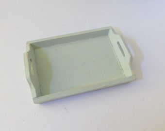 A tray for the dollhouse