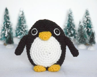 Penguin Crochet Pattern