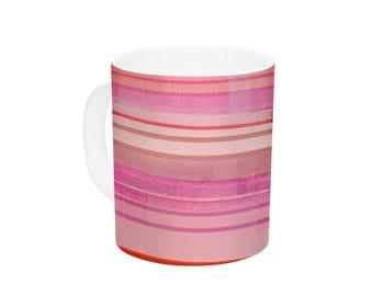 """Ceramic Coffee Mug - CarolLynn Tice """"Strawberry Shortcake"""" - Great Gift!"""