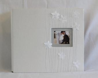 Personalized Wedding Scrapbook