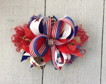 All American Leopard bow