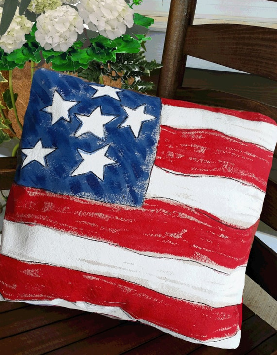 4th Of July Decorations Outdoor Cushion Home Decor 4th Of