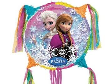 Frozen Pinata Elsa and Anna Party Pinata free ship
