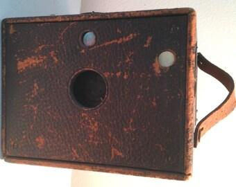 Early Box Camera Early 1900's
