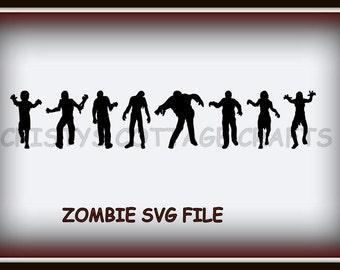 zombie svg file