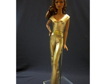 Dolls jumpsuit for Fashion royalty,,Silkstone,All barbie doll- No.937