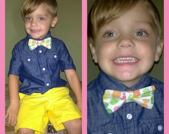 Pineapple Bowtie for boys