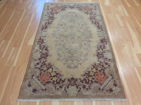 Chinese Rug Oriental Rug 4 X 6 9 Hand Knotted Rug