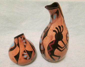Painted Gourd