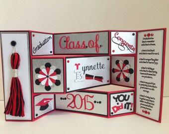 Shuttler Graduation Card