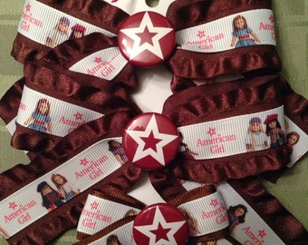 Hairbow Party Favors