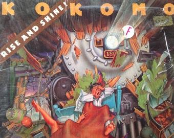 Kokomo - Rise and Shine - vinyl record