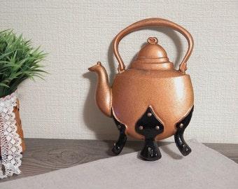 Teapot Wall Hook Etsy