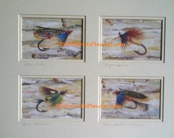 Fly Fishing Prints