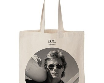 Mac Gyver tote bag