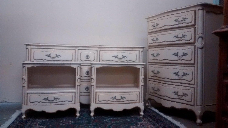 For Margaret Bedroom Set French Provincial Vintage Drexel
