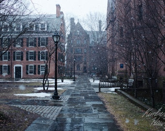 Photography, Architecture, Yale
