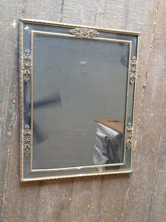 Vintage Art Deco Ornate 11x14 Picture Frame