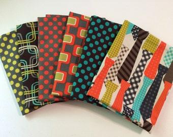 Mod Guys Bundle, from Michael Miller Fabrics