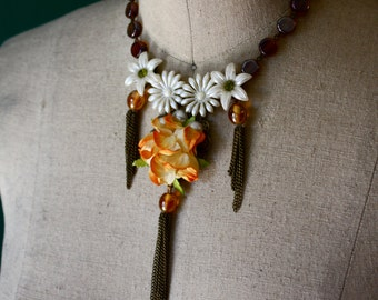 The Passion Rose Necklace