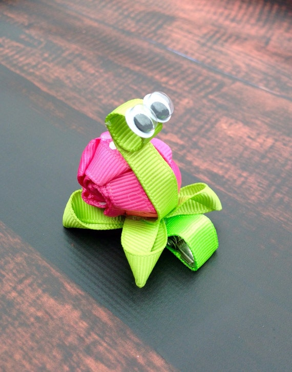 Turtle Hair Clip Hair Bows For Girls Hair Clips For Girls