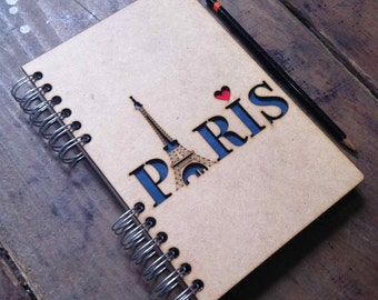 A5 recycled Paris