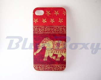 Asian Elephant iPhone 6 Case, iPhone 6s, iPhone 6 Plus, iPhone 6s Plus, iPhone 5, iPhone 5s, iPhone 4/4s Case, Phone Cover