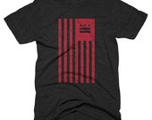 America's City Shirt - Washington DC Flag T-shirt