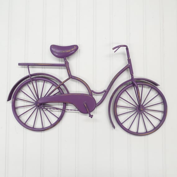 Metal Wall Decor Bicycle : Moved permanently