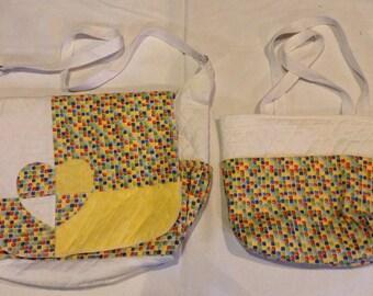Baby Bags-Diaper Bags-Multi Color