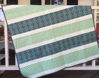 Baby boy quilt, Baby girl quilt, lap quilt, Gender Neutral Baby quilt