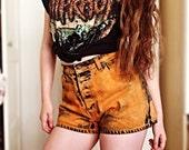 Sale! 'ASmashingPumpkin' Customised Vintage Shorts