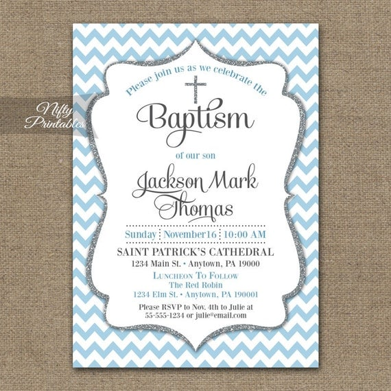 Astounding image throughout printable baptism invitations