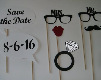 Bride to Be / Save the Date / Wedding Announcement (2133D)