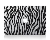 Macbook Vinyl Sticker Decal Zebra Sticker Macbook Pro Cover Macbook Air Skin Animal Print Sticker Laptop Notebook Asus Thinkpad Lenovo