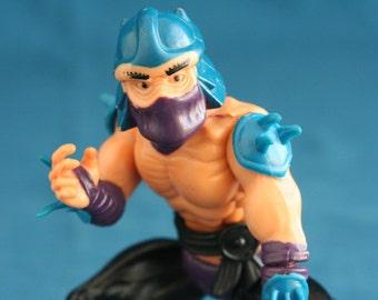 SHREDDER Teenage Mutant Ninja Turtles tmnt Action Figure 1988 SHREDDER