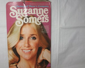 vintage 1978 mego three's company suzanne somers 12 inch doll