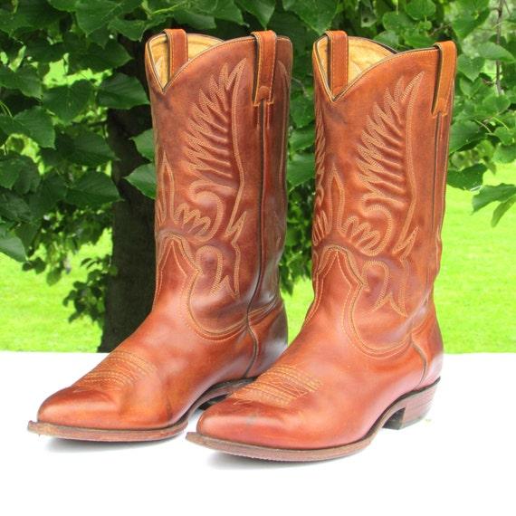Boulet Cowboy Boots - Cr Boot
