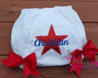 Custom Bloomers/Diaper cover to match any Set or Shirt
