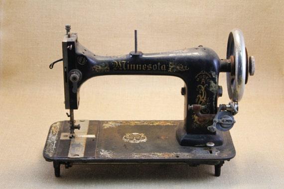 minnesota a sewing machine