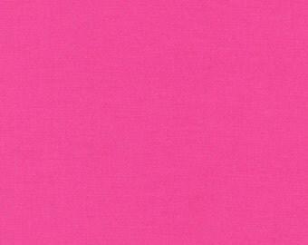 Kona Cotton in Bright Pink - Robert Kaufman (K001-1049)