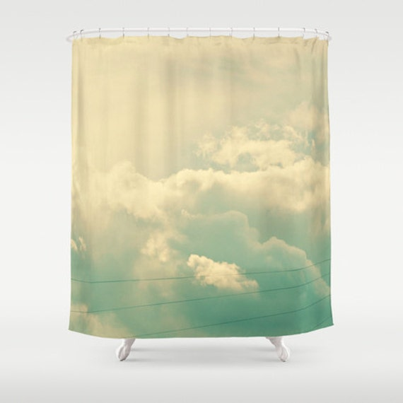 Shower Curtain Bathroom Home Decor Photo Curtain By Thelastsparrow