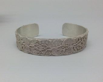 Bracelet 'lace'