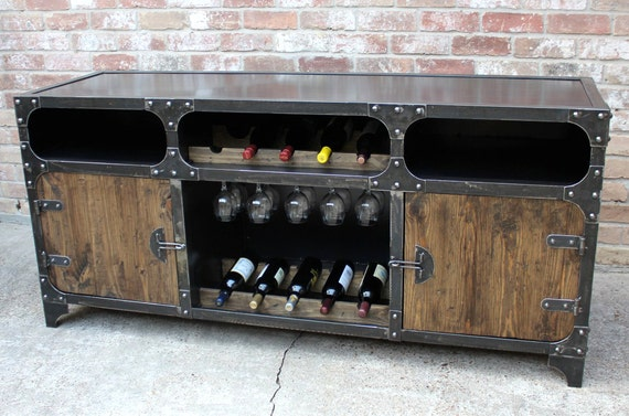 wine buffet cabinet 1