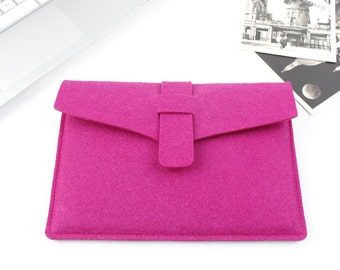 Felt Macbook Pro 13 sleeve, Macbook sleeve 13, Macbook case 13, New Macbook Pro 13 Case, Macbook Pro Sleeve, Laptop sleeve, Laptop case 017