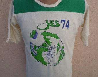 Size M (44) -- Dated 1974 Yes Shirt