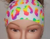 Yoga Headband-Running Headband-Fitness Headband-Workout Headband-Spandex Headband-Non-Slip Headband